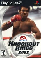 Knockout Kings 2002 - Playstation 2 Game Complete