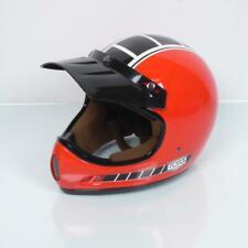 Casques Cross Rouges Moto Pour Véhicule Achetez Sur Ebay