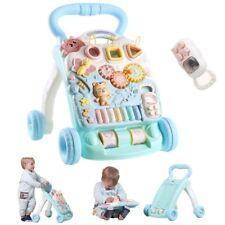 Lauflernhilfe Laufwagen Gehfrei laufen lernen Baby Walker Lauflernwagen Musik