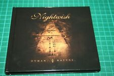 NIGHTWISH - HUMAN NATURE - (Limited Edition Digibook Double CD)
