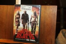 Horror DVD The Devil's Rejects Rob Zombie