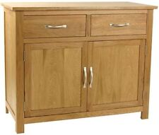 Solid Wood Contemporary Brown Sideboards, Buffets & Trolleys