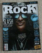 Classic Rock Magazine 201: Slash, Kate Bush, Jane's Addiction etc.