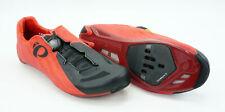 Pearl Izumi Race Road v5 Shoes Carbon Men's US 9.5 43 EUR BOA 3 Bolt Red