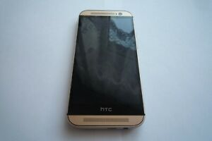 HTC One M8 - 16GB - Amber Gold Smartphone 1379