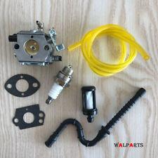 Carburetor & Fuel Line F Stihl 028 028AV 028 SUPER Walbro WT-16B Tillotson HU-40