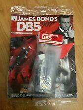 BUILD YOUR OWN EAGLEMOSS JAMES BOND 007 1:8 ASTON MARTIN DB5 ISSUE 12