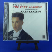 NIGEL KENNEDY: Vivaldi The Four Seasons (EXTREMELY RARE 1995 VIDEO CD BRAND NEW)