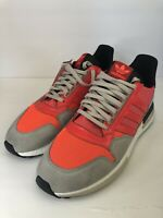 NEW Adidas Originals ZX 500 RM Boost Shoes Solar Sneakers DB2739 NWT Mens 13