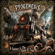 PYOGENESIS - A CENTURY IN THE CURSE OF TIME (LIM.DIGIPAK)  CD NEU