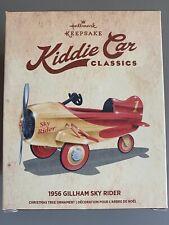 1956 Gillham Sky Rider Hallmark Ornament Kiddie Car Classics