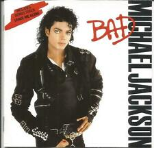 MICHAEL JACKSON - Bad    -CD-