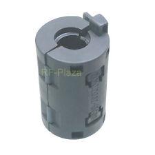 6pc TDK Gray Φ9mm Cable Clamp Clip RFI/EMI/EMC Noise Filters Ferrite Core Case B
