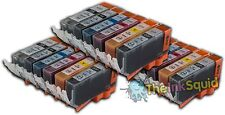 18 PGI-525/CLI-526 Compatible Ink Cartridges (inc. GREY) for Canon Pixma MG5150