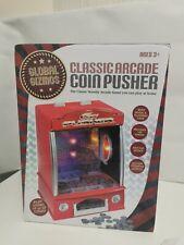 global gizmos classic arcade coin pusher