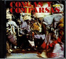 Congas y Comparsas  (Del  Verdadero Carnaval Habanero)   BRAND  NEW SEALED  CD