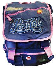 Zaino Pepsi Cola Scuola Tempo libero idea regalo Vintage