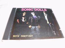 Sonic Dolls - Boys Night Out -  CD gebraucht gut