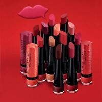 Bourjois Rouge Velvet The Lipstick Matte Color 24-Hour Hold Various Shades 2.4g