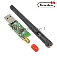 Bluetooth 4.0 Protocol Analyzer Sniffer USB CC2540 With External Antenna