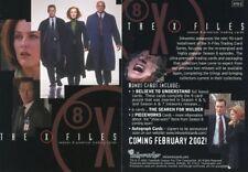 X Files Seasons 8 Promo Card Xf8-2 by Inkworks