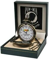 Medals of America Vietnam Pocket Watch Multicolored