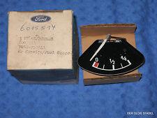 Ford Capri MK1 MK2 Instrument Tankuhr  Oldtimer Neu