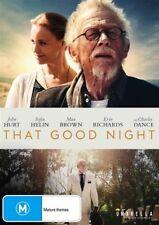 That Good Night (DVD, 2017)