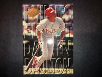 1994 FLEER ULTRA PHILLIES FINEST BASEBALL DARREN DAULTON #5 PHILADELPHIA MLB FS