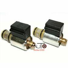 2PCS 4L30E Transmission A 1-2 & 3-4 B 2-3 Shift Solenoids For 1990 Up 4L30 BMW