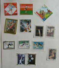 Equatorial Guinea stamp selection