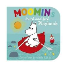 Moomin's Touch and Feel Playbook by Tove Jansson (associated with work)