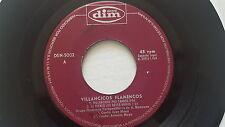 """GRUPO FLAMENCO Los Campinelleros De A Manzano JUAN & ANTONIO MAYA 1971 Dim 7"""" EP"""