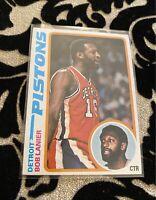 1978-79 Topps Basketball Card #125 Bob Lanier