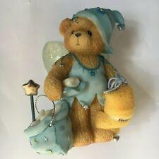 Very Rare Cherished Teddies 786705 Wanda Tooth Fairy Wand Wings Star Dust Nib 9