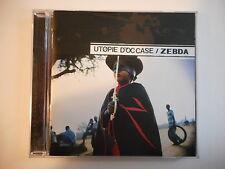 ZEBDA : UTOPIE D'OCCASE [ CD ALBUM PORT GRATUIT ]