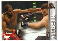 2015 Topps UFC Champions #7 Corey Anderson