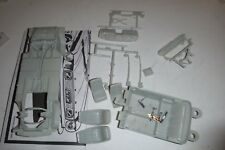 A66FM 1966 MUSTANG CHASSIS & INTERIOR PARTS WHEELIE BAR Model Car Mountain 1/25