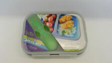 Rectangular Silicone Plastic Lunch Lunch Boxes Bags