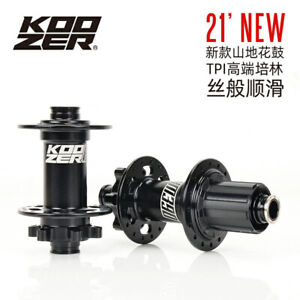 Koozer XM390 15*110 12*148mm Boost Hubs 4 Bearings 32 Hole for extreme off-road