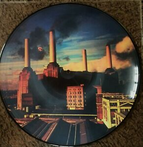 PINK FLOYD  ANIMALS  PICTURE DISC  LP VINYL !! RARO !!