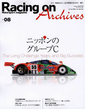 Racing on Archives magazine vol.08 Group C Mazda 787B 2014/1/8 Japan