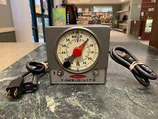 Made by Singer Industrial Model M-59 Master Time-O-Lite 60-Sec Darkroom Timer