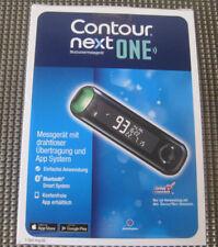 1 x Contour Next One Blutzuckermesgeret in mg/dL und 50 St Bayer Next Testtreif