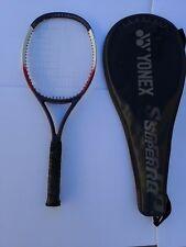 Yonex Super RQ 300 Tennis Racquet 105 Square Inches 4 3/8 Grip Bag frame PERFECT