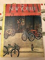 The New Yorker Magazine ~ SEPTEMBER 25th 1954 Vintage / Good Condition!!!