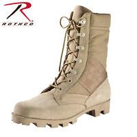 Rothco G.I. Type Speedlace Desert Tan Jungle Boot - Desert Tan - 5057