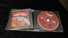 Hammerhawk ‎– Breaks Loose 2007 RUSTY CAGE REC. remastered MINT- CD metal doom
