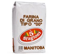 """FARINA Agugiaro   Manitoba 10 KG.  Farina di grano tenero tipo """"00""""  Pizza"""