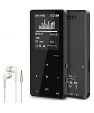 MP3 Music Player with Bluetooth 16GB Digital Audio Player with Voice Recorder